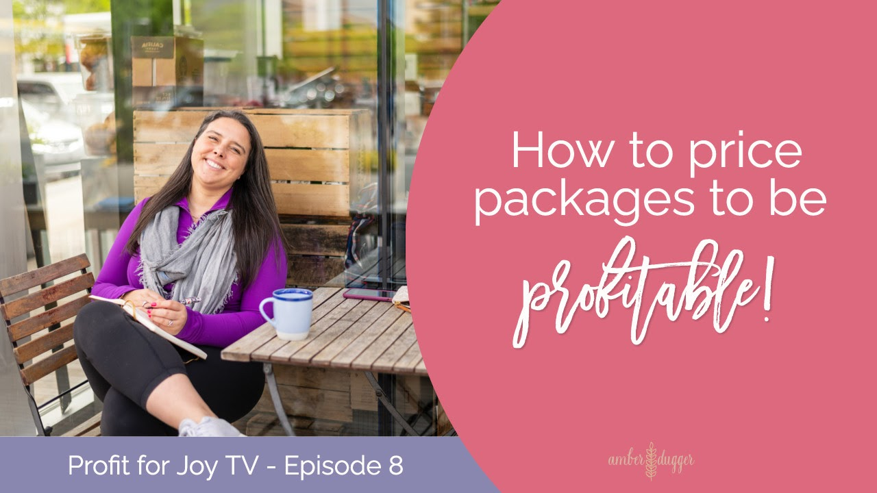 How to Price Packages to be Profitable!