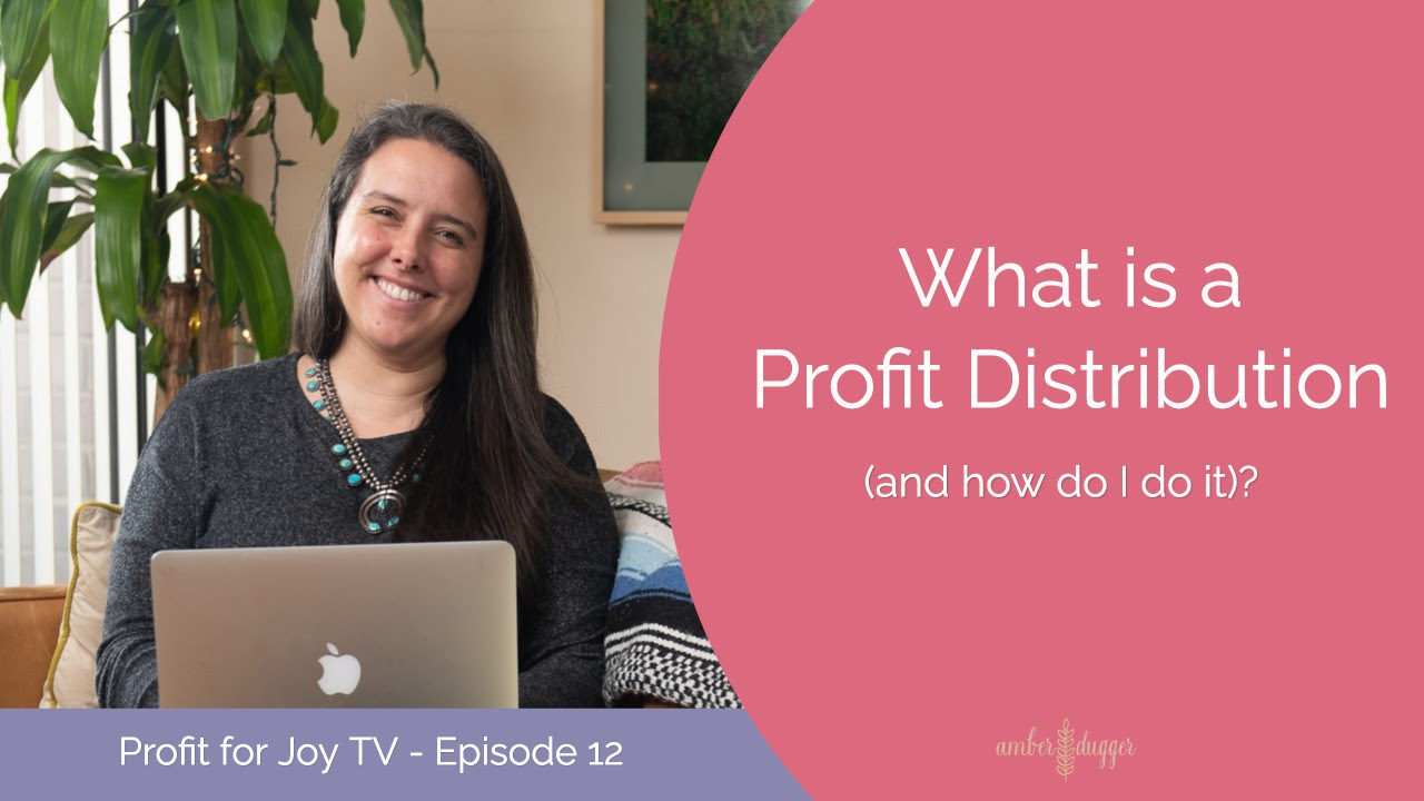 What is a Profit Distribution (and How Do I Do It)?