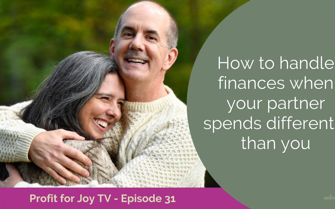 Finances with your partner