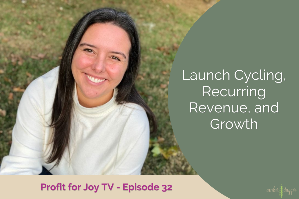 Launch Cycling, Recurring Revenue and Growth