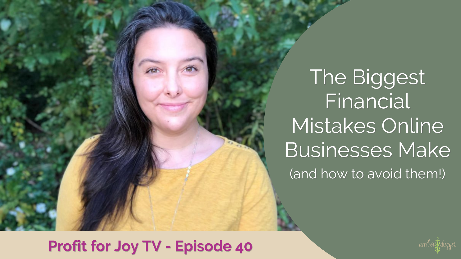 The Biggest Financial Mistakes Online Businesses Make (and how to avoid them!)