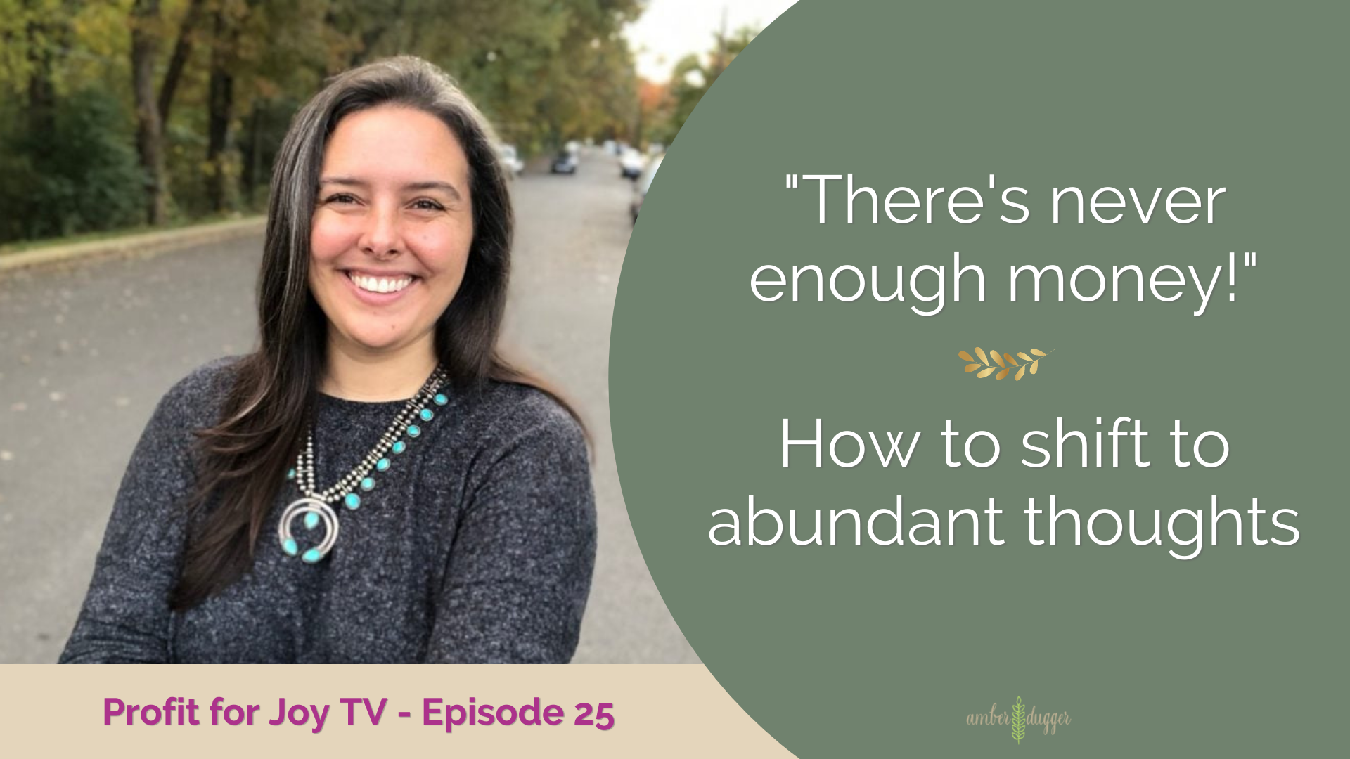 """There's never enough money!"" How to Shift to Abundant Thoughts"
