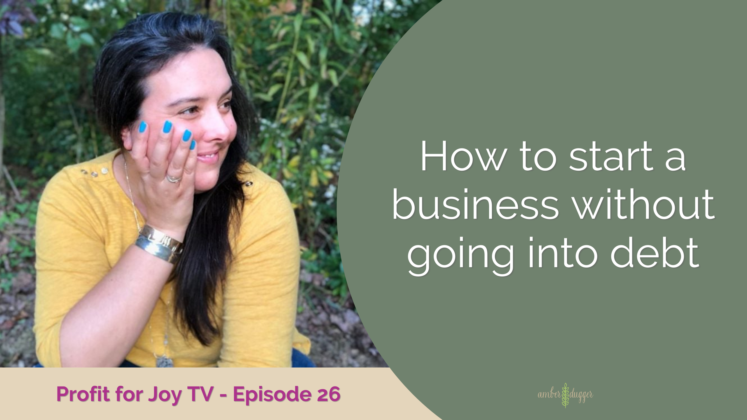 How to start a business without going into debt