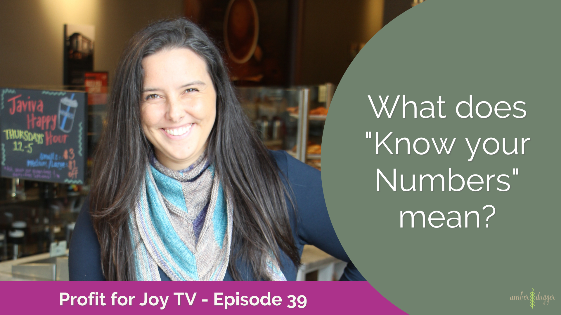 "What Does ""Know Your Numbers"" Mean?"